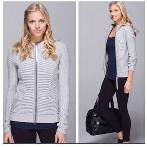 Lulumon Embrace Sweater Hoodie